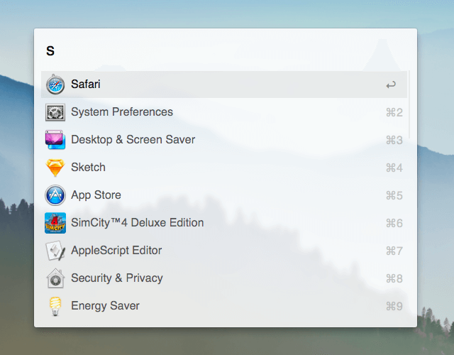 os x yosemite current version